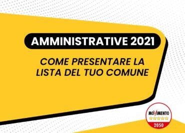 Amministrative 2021, come presentare la lista del tuo Comune