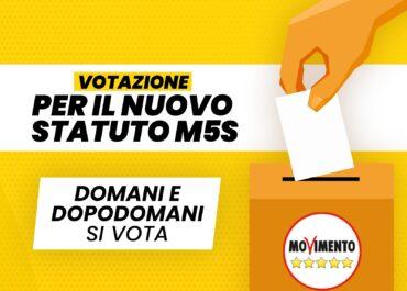 Nuovo Statuto, da domani si vota