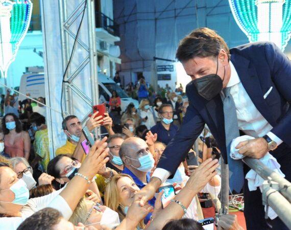 Tour in Italia di Giuseppe Conte